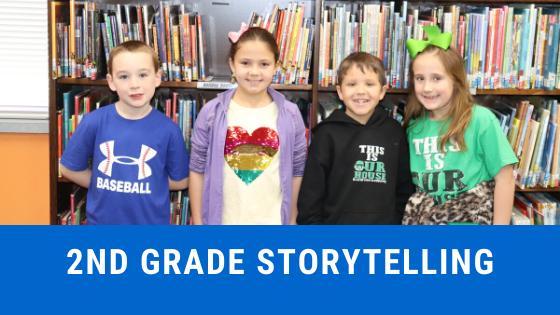 2nd grade storytelling