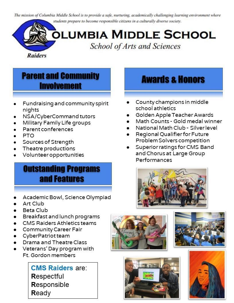 School Profile CMS 2