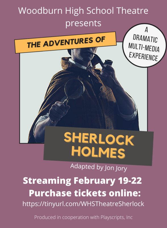 WHS Theatre Presents - The Adventures of Sherlock Holmes Featured Photo