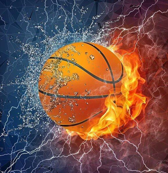Basketball working hard to finish District Play Thumbnail Image