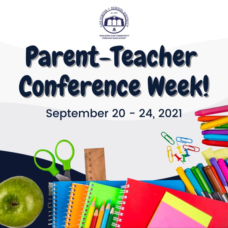Parent-Teacher Conferences Begin September 20 Featured Photo