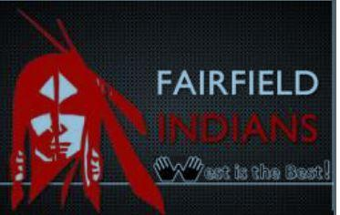 """Image for West Elementary that reads """"West is the Best. Fairfield Indians."""