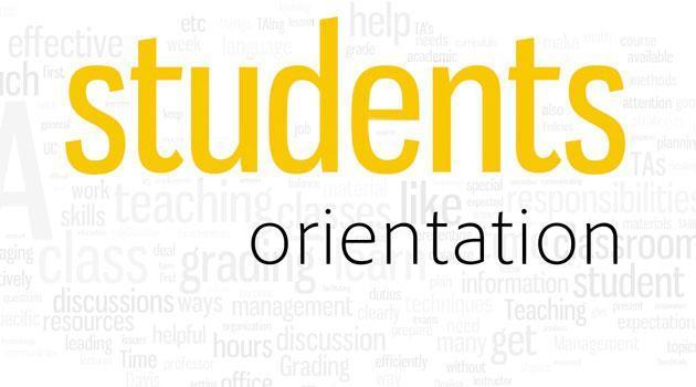 Student Orientation Video by Mr. Benitez Thumbnail Image