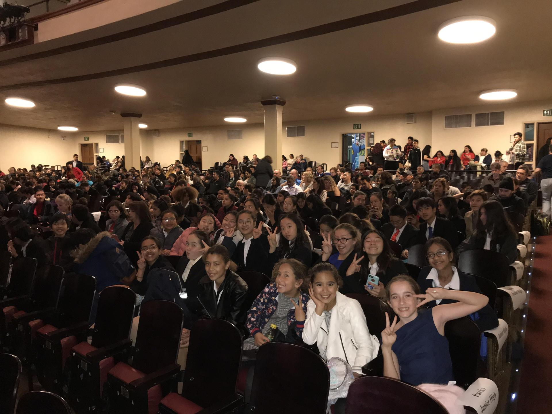 MIDDLE SCHOOL MARDI GRAS TOURNAMENT JANUARY 2020