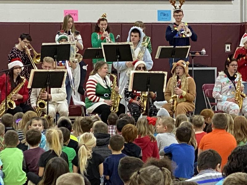 Annual Elementary Jazz Band Concert Featured Photo