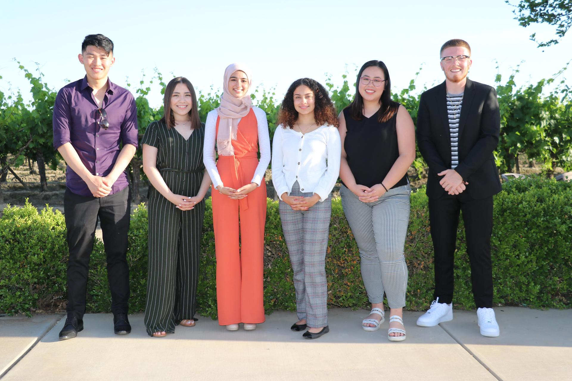2019 Janessa Ramirez Scholarship Recipients
