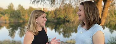 Alumni Q&A: Waldref Sisters Thumbnail Image