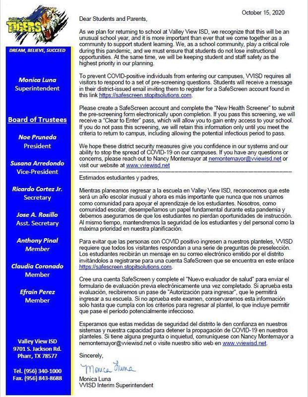 SAFESCREEN PLANS FOR STUDENT ACCOUNTS Thumbnail Image