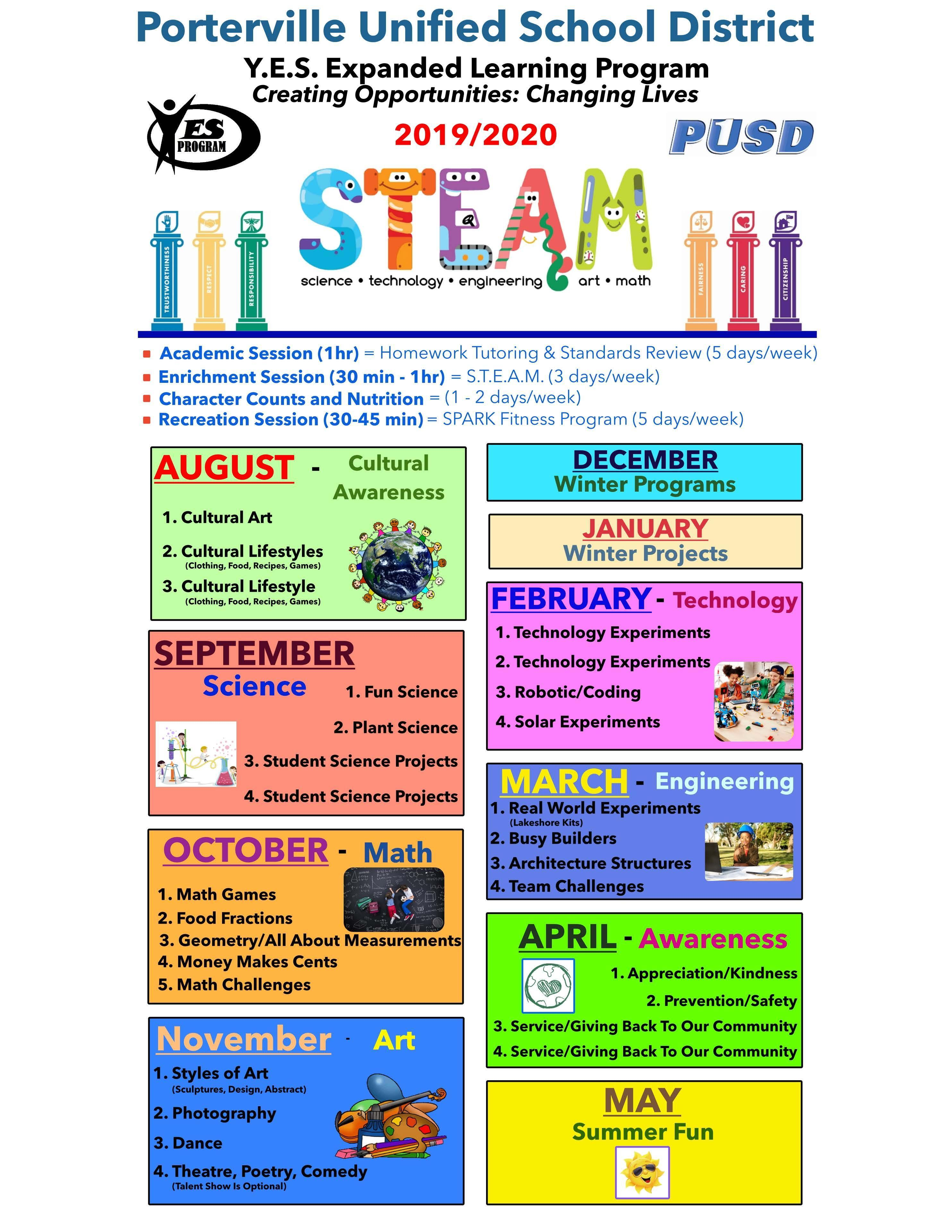 Elementary School Poster