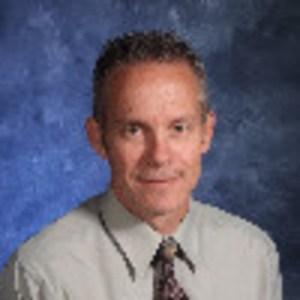Professional headshot of Mr. Dreasky, Principal