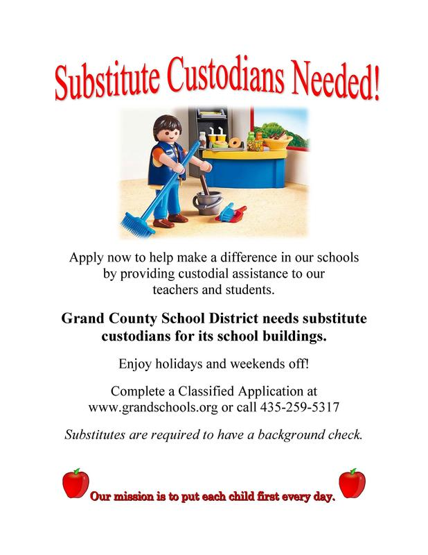 Substitute Custodians Wanted poster.jpg