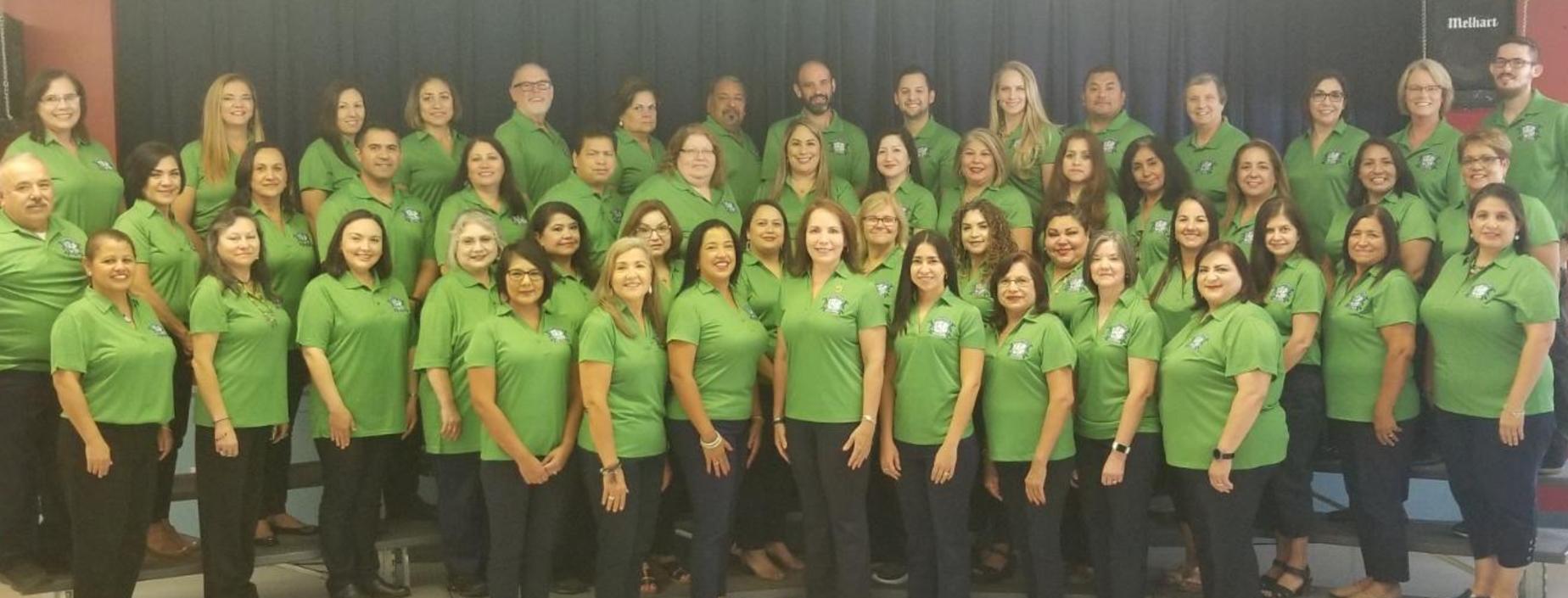 2019-2020 Staff Photo
