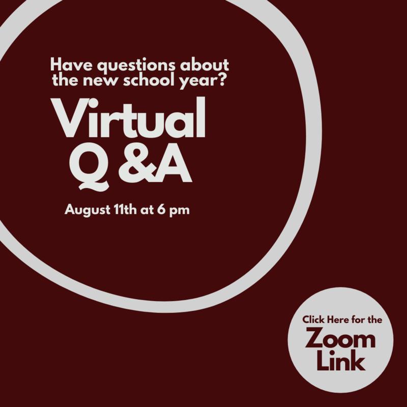 Virtual Q & A Featured Photo