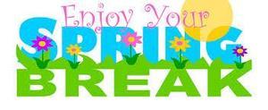 Enjoy Spring Break image