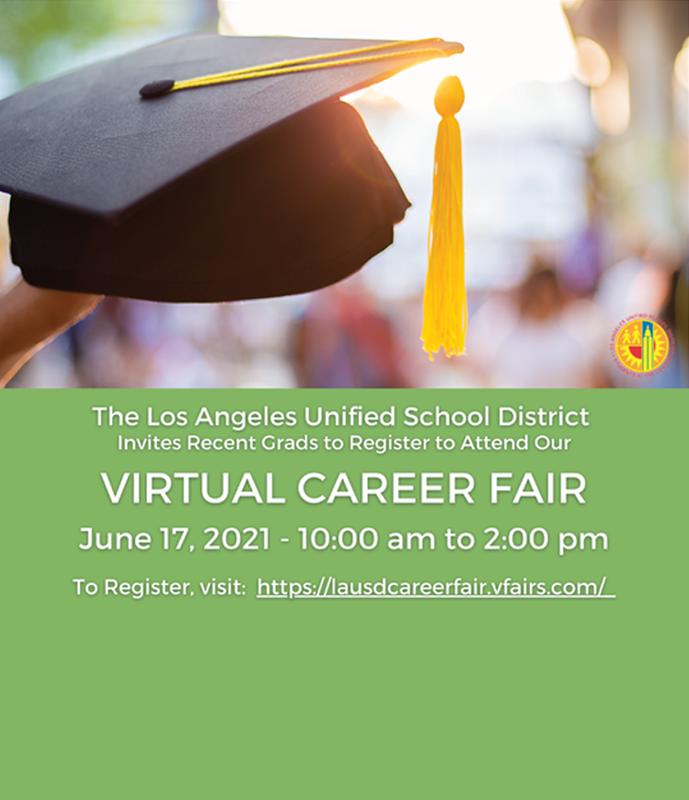 Virtual Job Fair Thumbnail