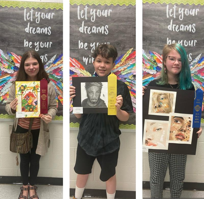 2021 Delta Art Fair Winners! Featured Photo