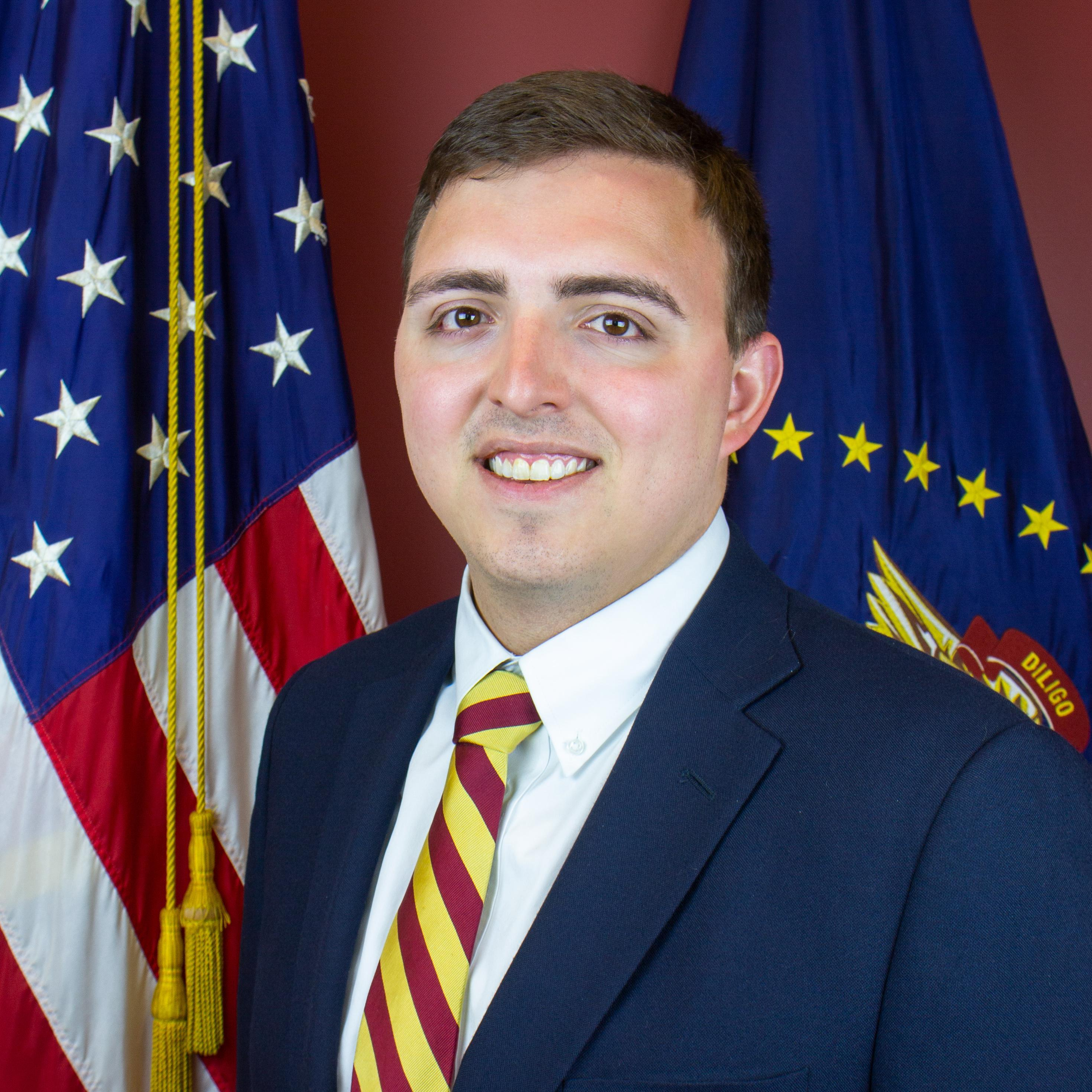 Connor Pearson's Profile Photo