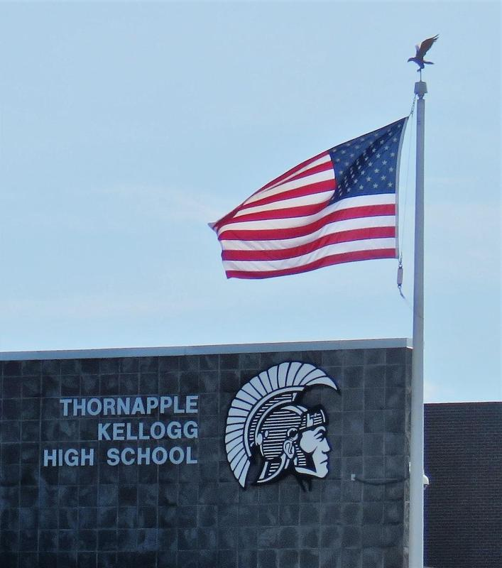 TKHS honors all veterans on Veterans Day.