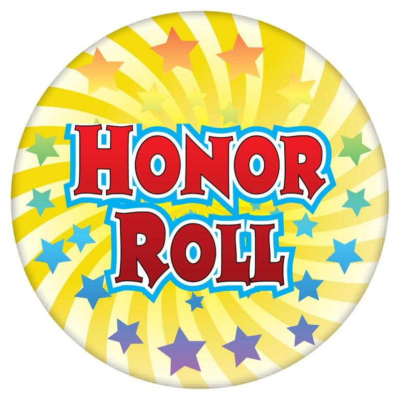 Honor Roll 1st 9 Weeks