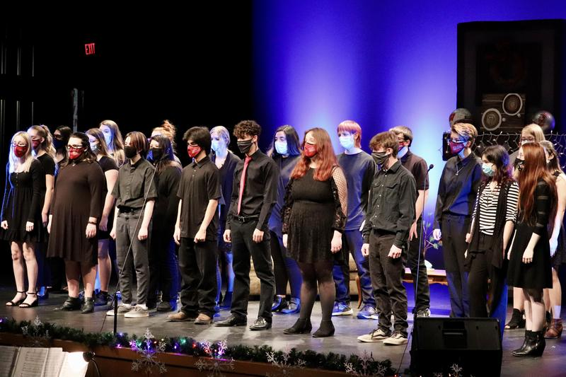 WHS/WMS Choral Christmas Concert