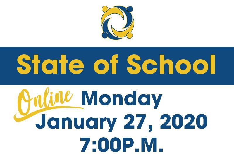 2020 Virtual State of School Image