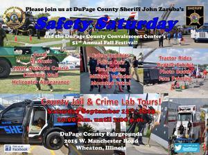Safety Saturday flyer