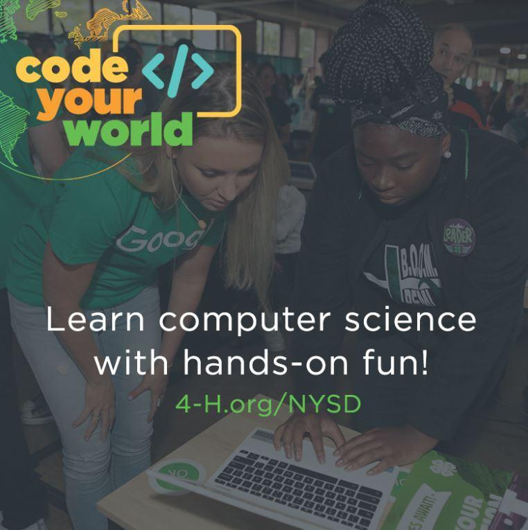 Join us to learn about coding this October! Featured Photo