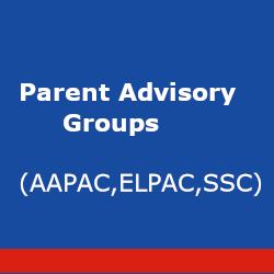 Parent Advisory Groups