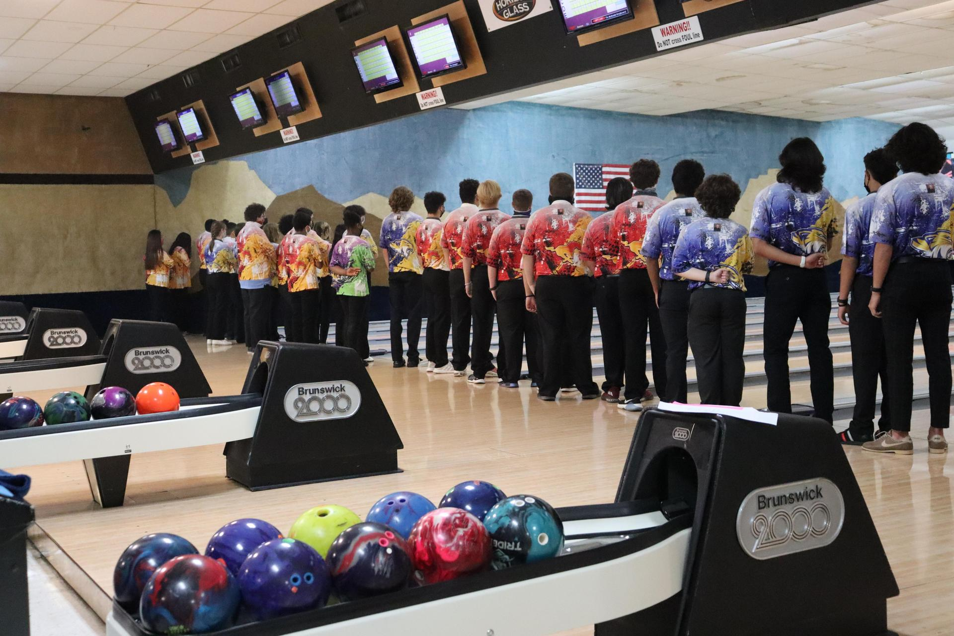 Frenship Bowling Teams