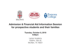 Brown information session