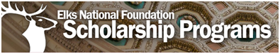 Elks Scholarship