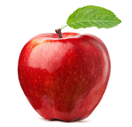 Picture of an apple.