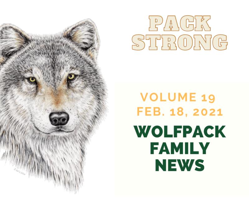 Wolfpack Family News