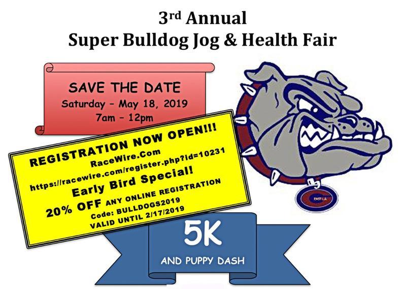 """3rd Annual """"Super Bulldog Jog"""" & Health Fair Featured Photo"""