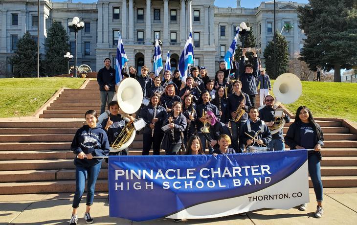 Pinnacle Band Veteran's Day Parade