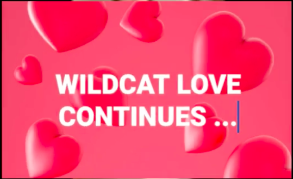 Screen Shot of image Wildcat Love continues