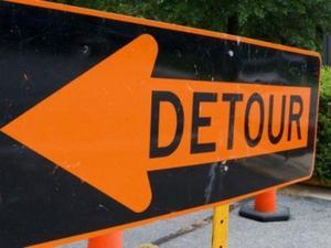 Traffic Detour