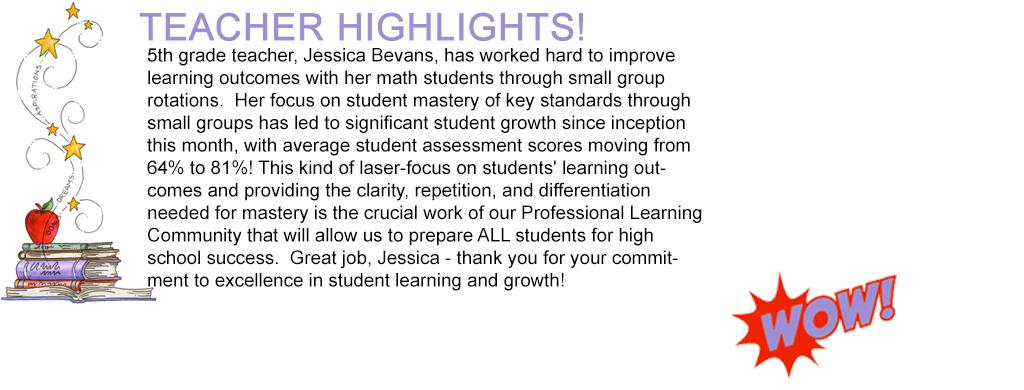 Ms. Bevens Math Rotation 2018-19