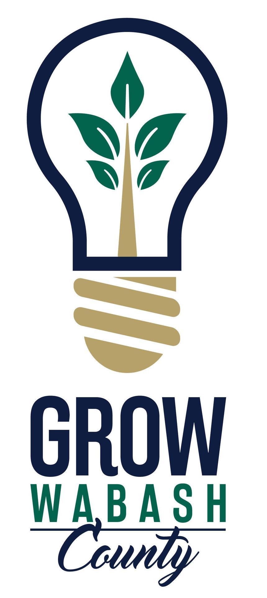 Grow Wabash County Logo