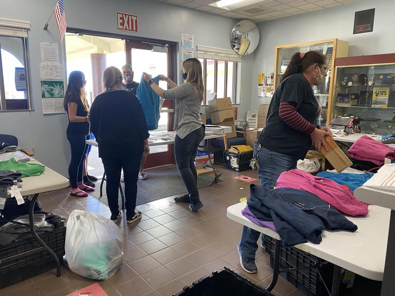 Assistance League of Victor Valley Holds Operation School Bell Featured Photo