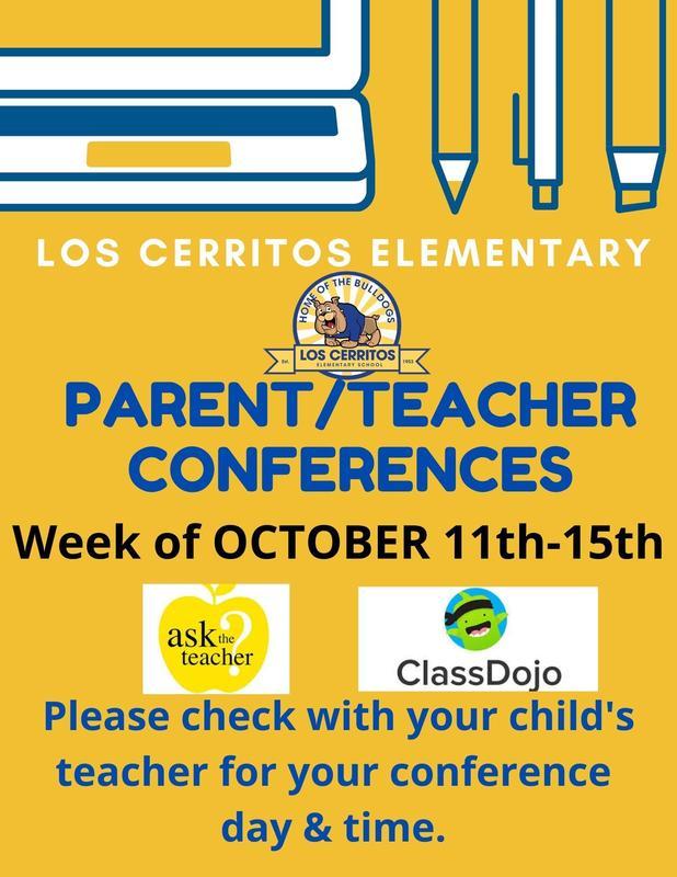 Parent-Teacher Conferences/Conferencias de Maestros y Padres Featured Photo