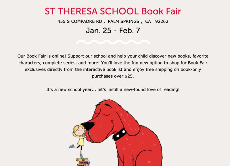 Coming SOON! Scholastic Book Fair! Featured Photo