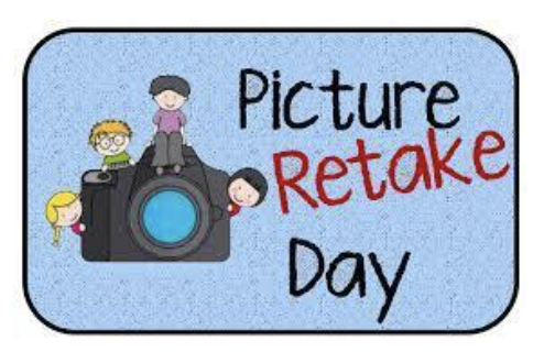 School Pictures - RETAKE DAY Thumbnail Image