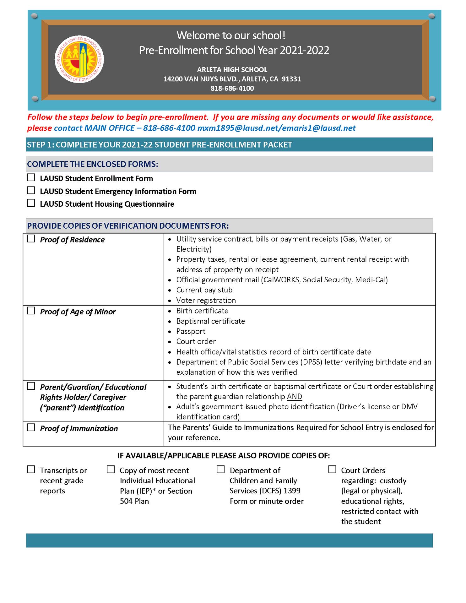 enrollment_requirement