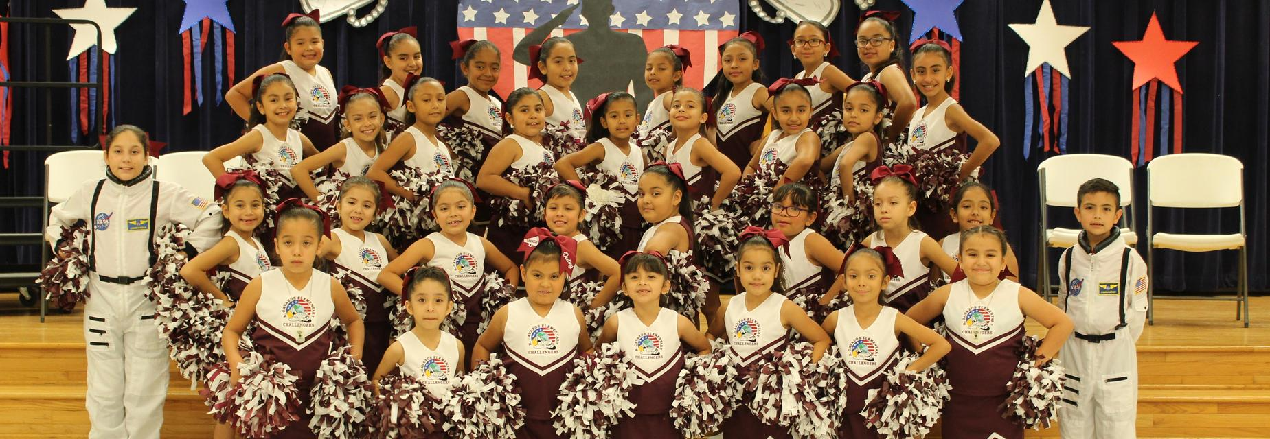 Cavazos Cheer Squad