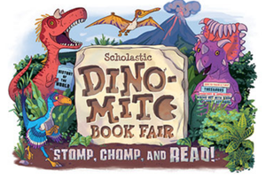Dinosaur Book Fair