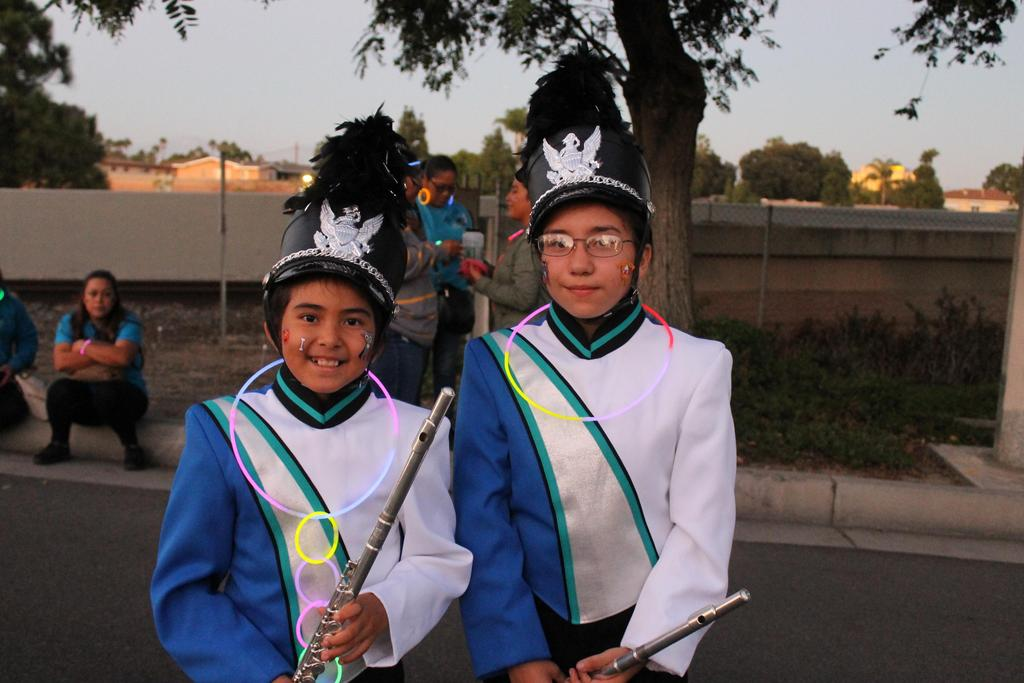 Valadez Marching Band