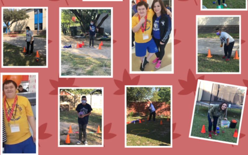 Texas Special Olympics Virtual Fall Classic Featured Photo