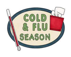picture cold and flu