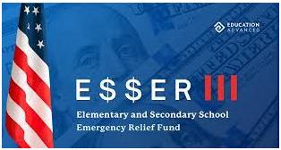 Image that says ESSER III